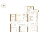 3室2厅2卫建筑面积约136㎡