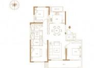 3室2厅2卫建筑面积约146㎡