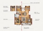 庐园,4室2厅2卫,120平米
