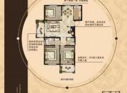 G4 三房两厅两卫 137㎡