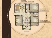 G1 三房两厅两卫 135㎡